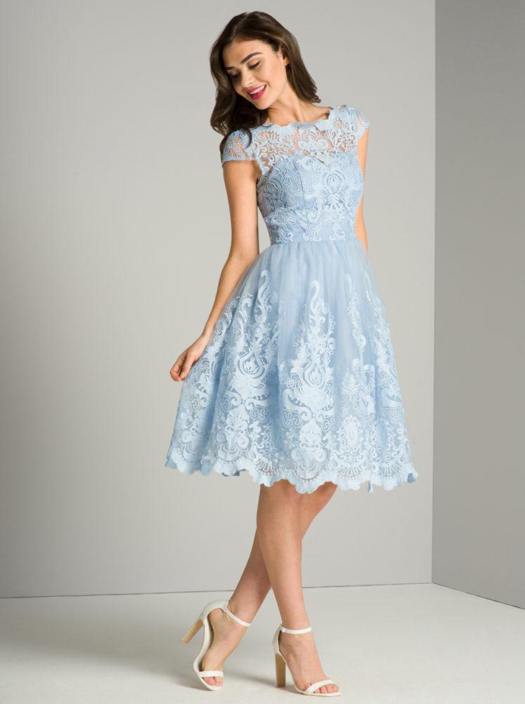 ChiChi Rhiannon bridesmaid dress