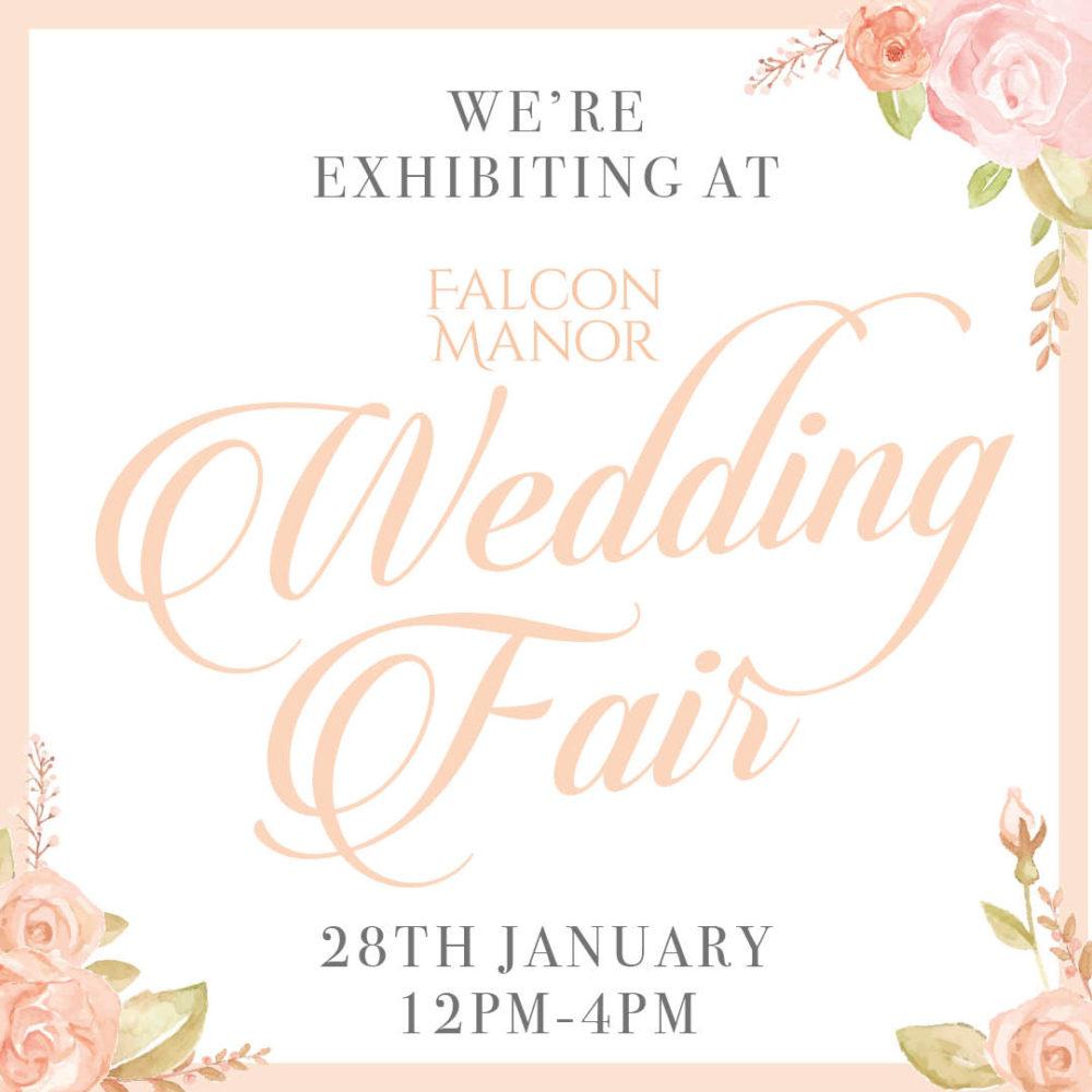 wedding fair falcon manor