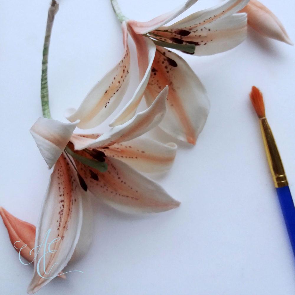 sugar lilies