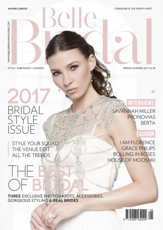 featured in belle bridal spring summer 2017