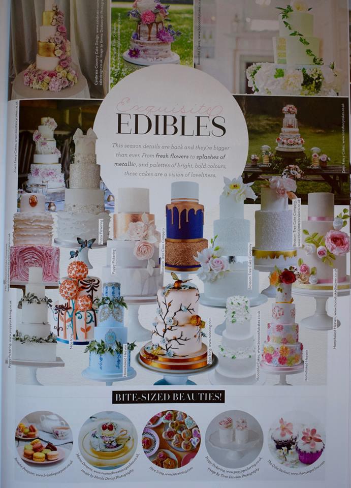 featured in belle bride autumn 2017