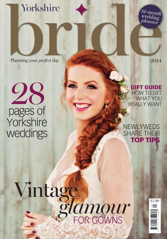featured in bride 2014