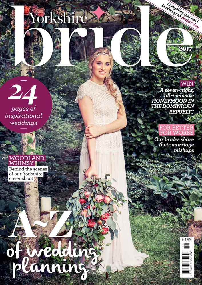 featured in Bride 2017