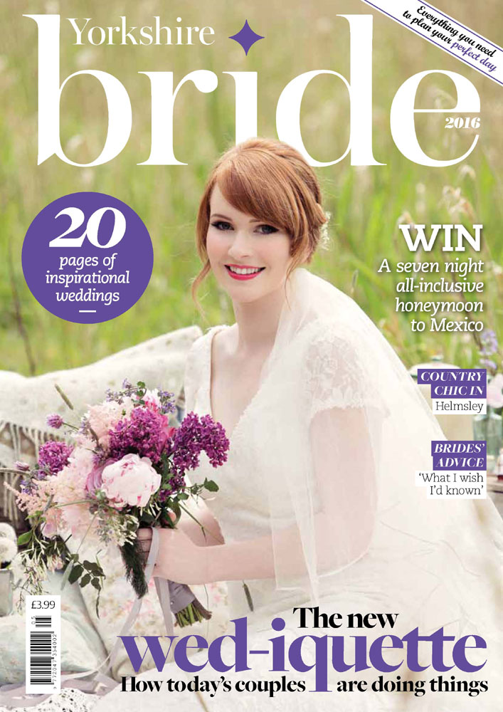 featured in Bride 2016