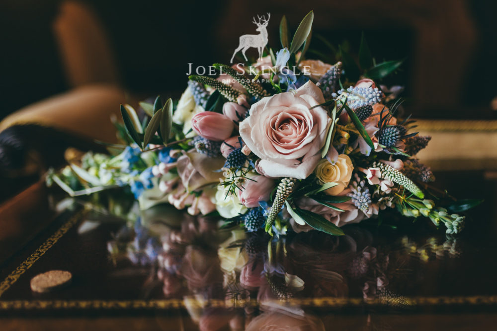 Wedding bouquet by Twisted Willow Floristry