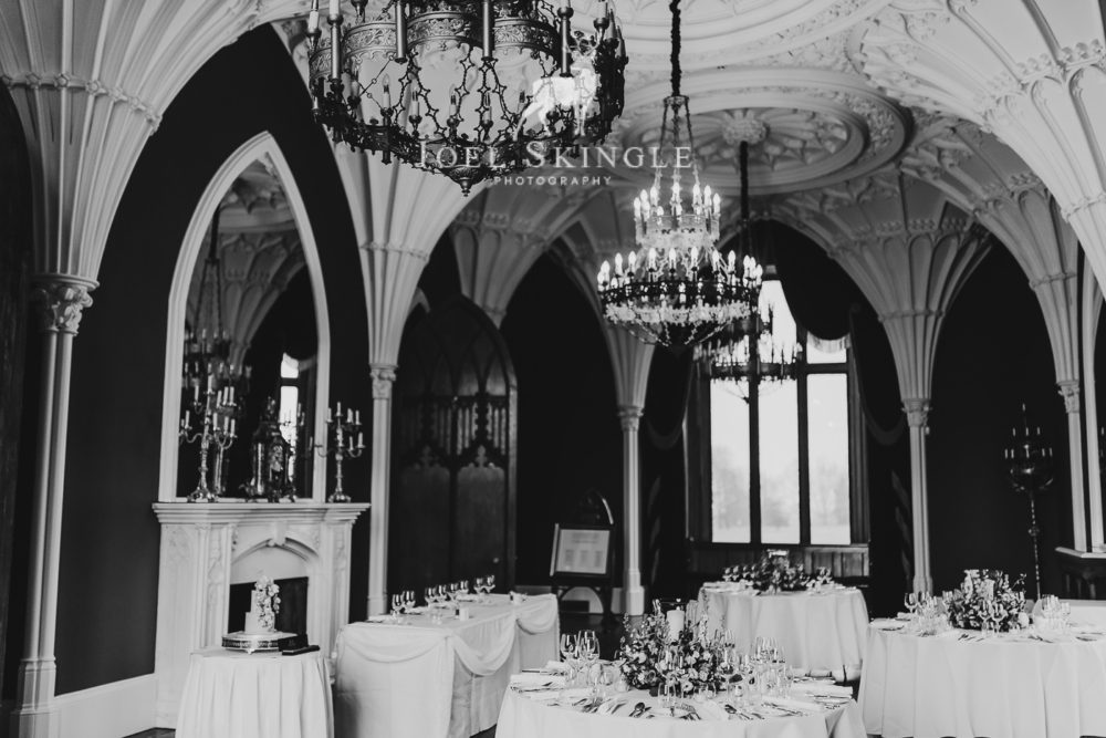 Allerton Castle Ballroom