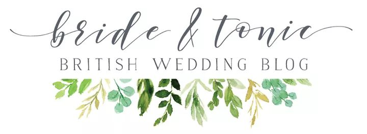 featured in bride and tonic british wedding blog