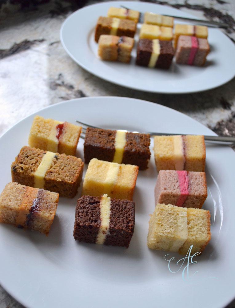 wedding cake consultations taste samples
