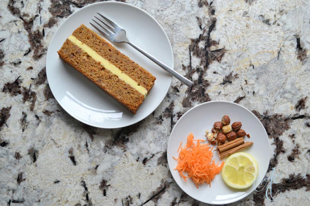 carrot and lemon