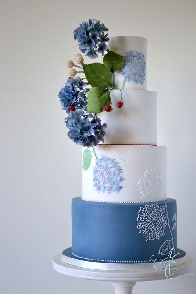 new wedding cake design Tamsyn
