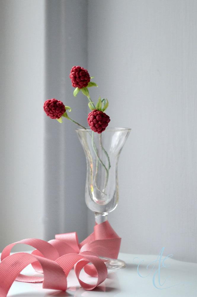 sugar raspberries