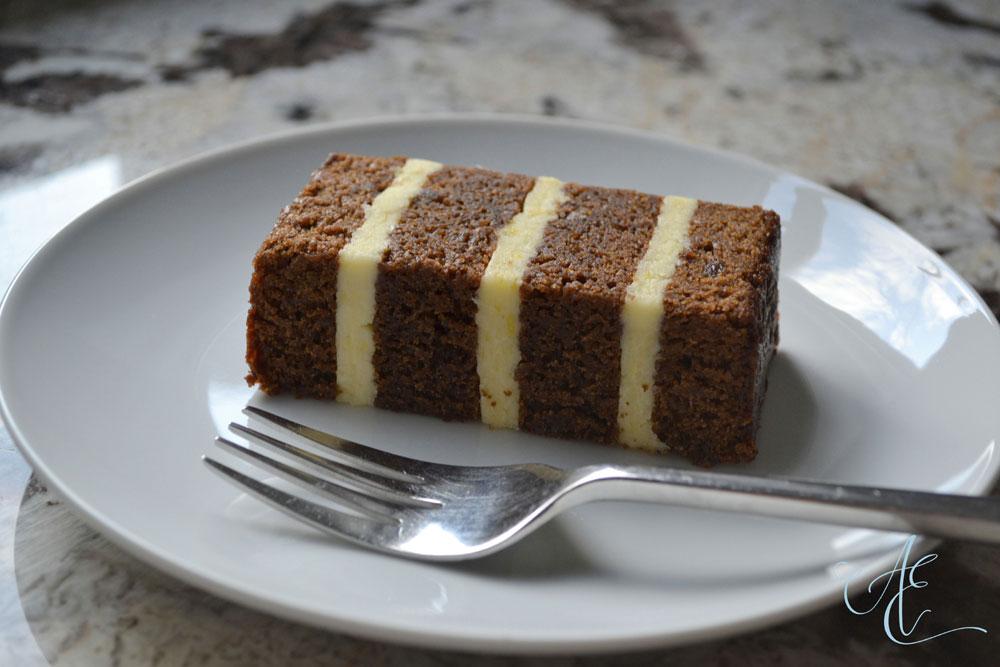 stem ginger cake